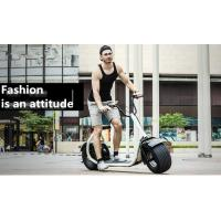 Buy cheap Motorcycle Style 2 Wheel Self Balance Scooter from wholesalers