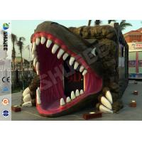 Buy cheap Removable Dinosaur Cabin 6D Movie Theater Motion Ride Hydraulic / Electric System product
