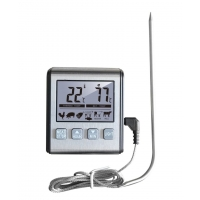 Buy cheap Kitchen Timer Backlight 1.5V Digital Food Thermometer from wholesalers