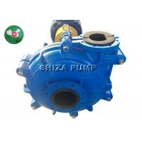 Buy cheap Warman Single Suction Centrifugal Slurry Pump Solid Mining With 20 Inch Inlet from wholesalers