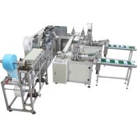 China Stable Performance Semi Auto Face Mask Machine With Lean And Practicality on sale