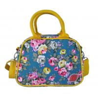Buy cheap Single Shoulder Girls Fashion Bags Floral Print  Messenger Handbag EU product