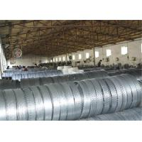 Buy cheap Heavy Zinc Coated Spiral Razor Barb Wire Mesh 500mm Outside For Privatd Area from wholesalers