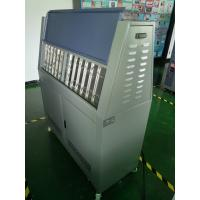 Buy cheap Stainless Steel UV Lamp Testing Equipment 315 - 400nm Wavelength Easy Operated from wholesalers