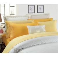 China Chakras Energetic Sheet Set 6pcs Polyester Cotton Bedding Set with Embroidery on sale