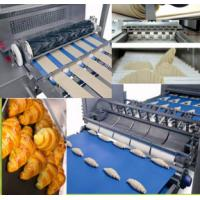 Buy cheap Full automatic croissant bread making machines from wholesalers
