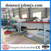Buy cheap High capacity good quality wood chipping machine for sale from wholesalers