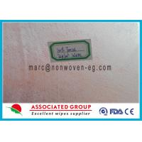 Buy cheap Tencel Cellulosic Spunlace Nonwoven Fabric Biodegradable 30GSM from wholesalers