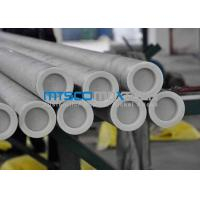 Buy cheap TP309S S30908 Stainless Steel Seamless Pipe For Fuild Industry , ASTM A312 Pipe from wholesalers