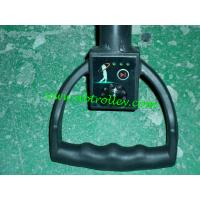 Buy cheap Carbon golf trolley runs for 36 holes Golf Bag Cart of quite motors golf trophy from wholesalers