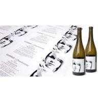 Buy cheap Screen Printing Printable Product Labels For Vodka /  Alcohol /  Wine Bottle from wholesalers