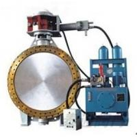 Buy cheap Long Pattern Hydraulic Butterfly Check Valve Made By ASTM A216 GR WCB from wholesalers