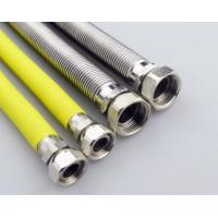 Buy cheap Stainless Steel Corrugated Flexible Hose for Water/Gas from wholesalers