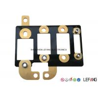 Buy cheap 4.0 Mm 2 Layers Gold Plated Copper Base PCB Board For Electronics Battery product