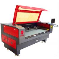 Buy cheap High Precision Leather Laser Cutting Machine , Auto CNC Leather Cutter For Samples from wholesalers