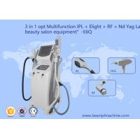 Buy cheap Salon Laser Hair Removal Machine / Ipl Laser Hair Removal Device from wholesalers