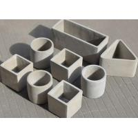 Buy cheap High Temperature Resistance Multi Shaped Silicone Pot Molds / Silicone Clay Vase Moulds from Wholesalers