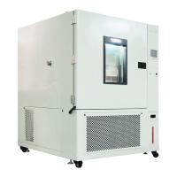 Buy cheap Constant Temperature Humidity Environmental Test Equipment from wholesalers