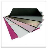 Buy cheap Double Color Coated ACP - Aluminium Composite Panels for Wall Cladding, Facade Decoration from wholesalers