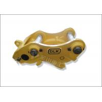 Buy cheap Komatsu PC200 Excavator Quick Attach Coupler 70-80mm Pin Diameter CE Certificated from wholesalers
