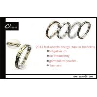 Buy cheap Colorful Magnetic Titanium Bracelets from wholesalers