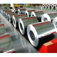 Buy cheap 60g Zinc Coated Galvanized Sheet Steel Coils Gi Steel Coils for Roofing Wall Panel C Z Purlin Roll Forming from wholesalers