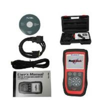 Buy cheap Autel MaxiCheck Airbag OBD2 Scanner Codes , ABS SRS Light Service Reset Tool from wholesalers
