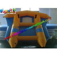 Buy cheap Towable Inflatable Flyfish For 3 Person, Flying Water Toys Inflatable Water Tubes from wholesalers