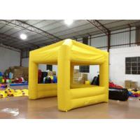 Buy cheap Sports Inflatable Party Tent Oxford material Festival Large Inflatable Tent Digital Printed for commercial show from wholesalers