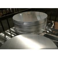 Buy cheap Waterproof Commercial Grade Aluminum Circle Sheet Hard Anodizing Surface from wholesalers