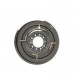 Buy cheap Elastic Steel Rail Wheels Noise Reduction Easy Disassemble AAR / TSI / IRIS Standard from wholesalers