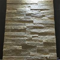Buy cheap Green Slate Cultured Stone Mini Panel Durability And Versatility Wear Resistant from wholesalers