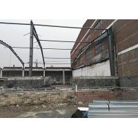 Buy cheap Professional Design Steel Frame Buildings , Light Steel Frame StructuresSGS Certificated from wholesalers