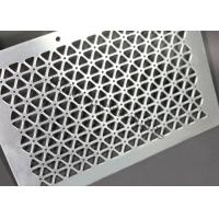 Buy cheap Aluminum Perforated Metal Screen Facade Cladding Customized For Shopping Mail from wholesalers