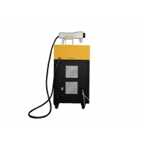Buy cheap Electric Fuel 350W Portable Laser Rust Removal Machine product