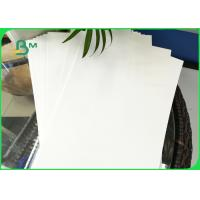 Buy cheap Wood Pulp Double Side Coated C2S Glossy Art Paper For Magazine Notebook from wholesalers