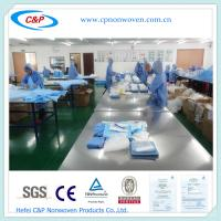Antimicrobial Incise Drape: EO Sterile Adhesive Fenestrated Drape With Tape