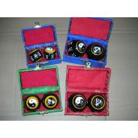 Buy cheap Cloisonne chinese tai chi qi baoding balls from wholesalers