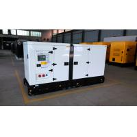 Buy cheap Soundproof Perkins Genset Diesel Generator 80kw With Water Cooled Diesel Engine from wholesalers