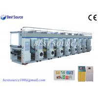 Buy cheap High Speed 7 Motor Equip Computer Control Rotogravure Printing Machine from wholesalers