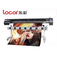 Buy cheap Eco Solvent Digital Textile Printer , Wide Format Sublimation Printer 64 Inch from wholesalers