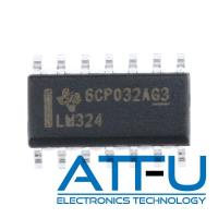 Buy cheap 4 Circuit High Gain Audio Power Amplifier IC LM324DR For DVD Recorders / Players from wholesalers