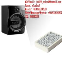 Buy cheap XF New Designation Music Box Speaker Camera With 4.5m To Scan Infrared Invisible Ink from wholesalers