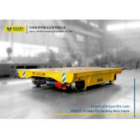 Buy cheap Angle Box Wheel Rail Powered Transfer Carts for Bridge Girder Transport from wholesalers