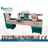 Buy cheap high efficient Chinese Single spindle one cutter wood lathe R1530S for rotary and buddah carving from wholesalers
