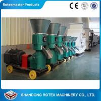 Buy cheap High Efficiency Small Pellet Mill for farm use with wheat , soybean , corn Raw material from wholesalers