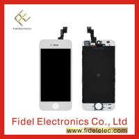 Buy cheap LCD Digitizer for iPhone 5S White from wholesalers