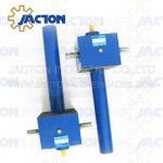 Buy cheap Stability self-locking worm gear electric screw jack High stability translating screw jack from wholesalers