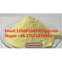Buy cheap Healthy Yellow Trenbolone Powder Trenbolone Acetate / Tren Acetate For Safe Bodybuilding CAS 10161-34-9 from wholesalers