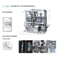 Buy cheap GL-30C/100C Automatic Dry Granulating Machine product